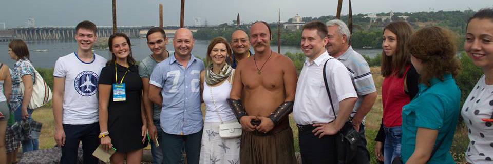 Зустріч із Запорізькими козаками